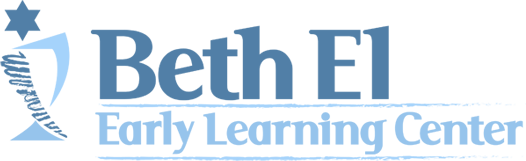 Beth El Early Learning Center Blue Logo