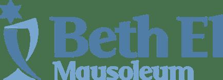 Beth El Mausoleum Blue Logo