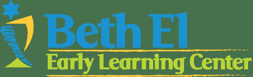 Beth El Early Learning Center logo transparent background