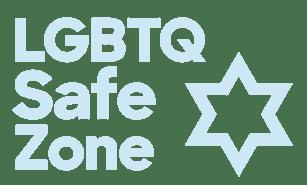 LGBTQ Safe Zone Keshet Logo