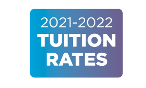 2021-2022 Tuition Rates for Religious School button