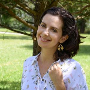 Kira Melamed-Vainberg, speaker for Beth El Talks with Temple Beth El
