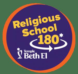 Religious School 180 RS180 Logo 2020-2021