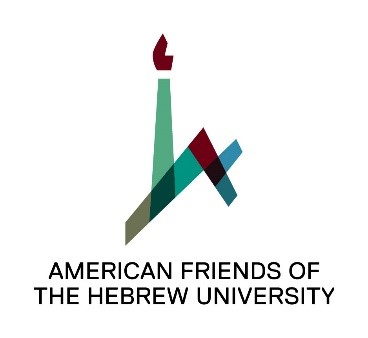 American Friends of the Hebrew University Logo